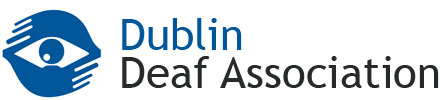 Dublin Deaf Association Logo